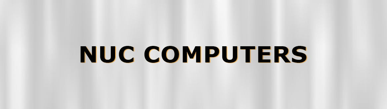 NUC Computers